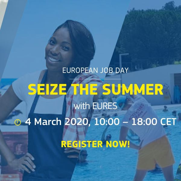 Seize the Summer with EURES 2020